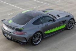 Mercedes-AMG trabaja en un futuro deportivo eléctrico con tecnología de EQ