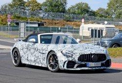 El nuevo Mercedes-AMG GT R Roadster confirmado por una compañía de seguros