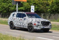 El nuevo Mercedes Clase GLS 2020 en movimiento [vídeo]