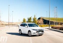 Mitsubishi Outlander PHEV 2019, probamos a fondo el híbrido enchufable más vendido