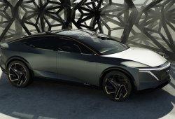 Nissan IMs Concept, vislumbrando los sedanes eléctricos y deportivos de futuro
