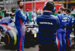 El objetivo de Honda: alcanzar a Ferrari y Mercedes durante la temporada