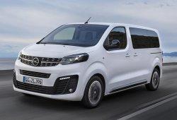 Opel Zafira Life, un monovolumen para toda la familia