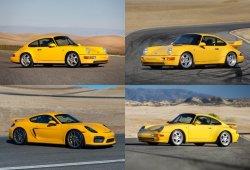 El cofundador de WhatsApp vende 10 de los Porsche de su colección
