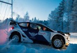 Positivo debut de Valtteri Bottas con el Ford Fiesta WRC