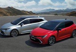 Precios del Toyota Corolla, el compacto híbrido japonés estrena generación