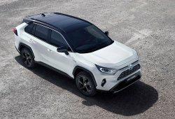 El nuevo Toyota RAV4 2019 con tracción 4x4 ya tiene precios en España