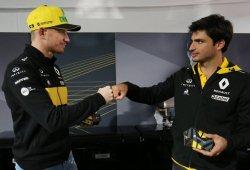 """Sainz: """"En un equipo puntero, Hülkenberg ganaría carreras de inmediato"""""""