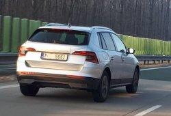 Un primer vistazo al Skoda Kamiq, el nuevo B-SUV que llegará a Europa