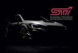 Subaru nos muestra el nuevo WRX STI S209 antes de Detroit 2019