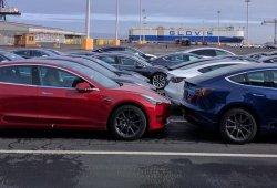El Tesla Model 3 al fin homologado en Europa