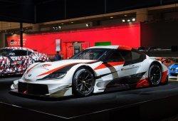 Toyota GR Supra Super GT, la ansiada antesala de una bestia de competición