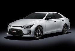 Nuevo Toyota Mark X GRMN de 318 CV solo para Japón