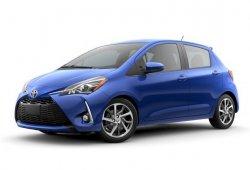 Toyota elimina el Yaris 5 puertas de su gama norteamericana