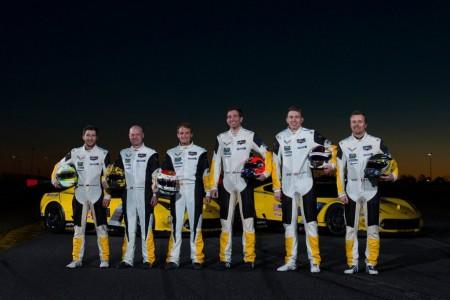 Alineación sin cambios en Corvette Racing para 2019