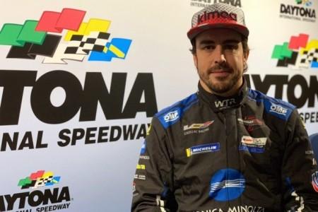 Alonso, abierto a hacer el campeonato IMSA completo en un futuro