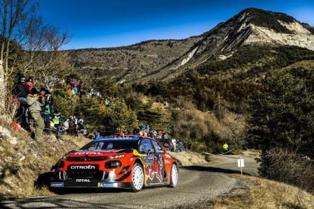 Sébastien Ogier gana su sexto Rally de Montecarlo del WRC