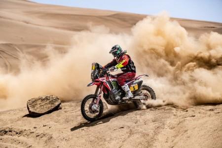 Dakar 2019, etapa 1: Pimeras declaraciones en Pisco