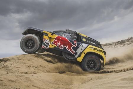 Dakar 2019, etapa 2: Loeb se anota el primer gran triunfo
