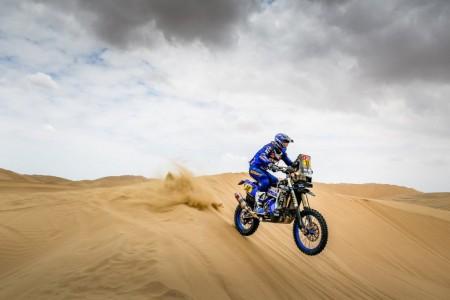 Dakar 2019, etapa 3: Xavier De Soultrait reina en el caos