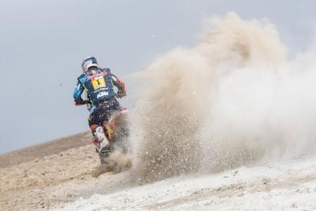 Dakar 2019, etapa 4: Palabras tras un día de supervivencia