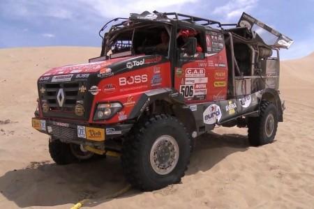 Dakar 2019, etapa 4: La etapa maratón de las ausencias