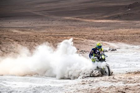 Dakar 2019, etapa 5: Antes de descansar, turno de hablar