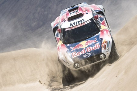 Dakar 2019, etapa 6: Palabras tras las dunas de Tanaka