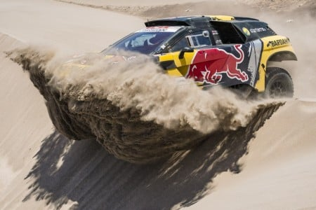 Dakar 2019, etapa 6: Tercera victoria para Sébastien Loeb