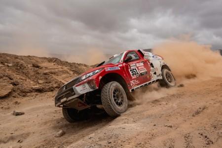 Dakar 2019, etapa 7: Bucle en San Juan de Marcona