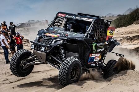 Dakar 2019, etapa 7: Farrés y Oliveras no se rinden