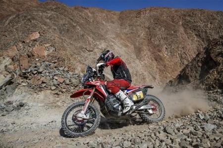 Dakar 2019, etapa 7: Varios cambios de líder 'en bucle'