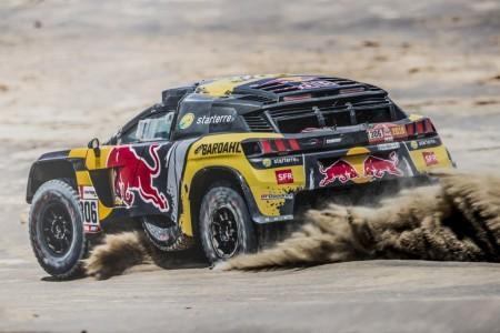 Dakar 2019, etapa 8: Cuarta de Loeb, sentencia Al-Attiyah