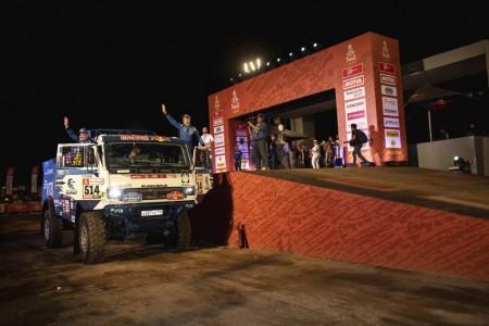 Dakar 2019: Lima brinda una calurosa salida al Dakar