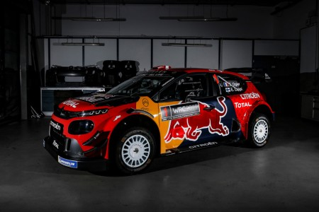 Estos son los colores de los World Rally Cars de 2019