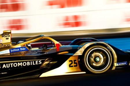 Los frenos 'brake-by-ware' de DS Techeetah vienen del WRC