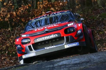 Lista de inscritos del Rally de Montecarlo del WRC 2019