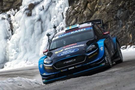 Lista de inscritos del Rally de Suecia del WRC 2019