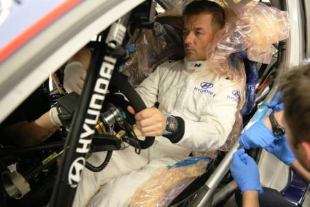 Sébastien Loeb ya es piloto de Hyundai a todos los efectos