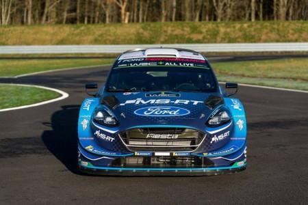 M-Sport presenta la librea del Ford Fiesta WRC 2019