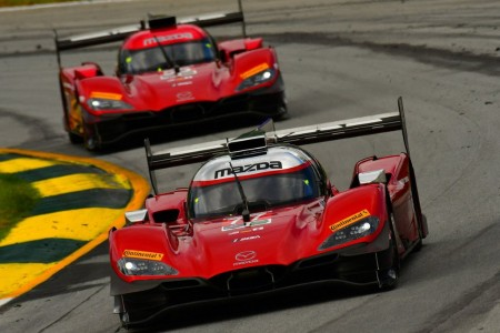 Mazda anuncia su plantel de pilotos para Daytona
