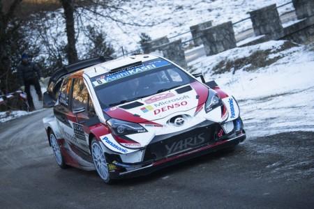 Polémica en la primera etapa del Rally de Montecarlo