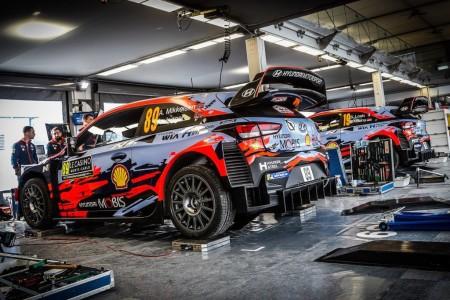 Previo y horarios del Rally de Montecarlo del WRC 2019