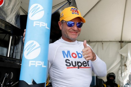 "Barrichello sobre Daytona: ""Es como pisar la luna"""