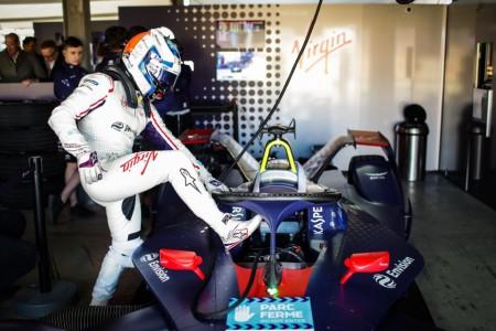 Sam Bird se anota la pole del ePrix de Marrakech