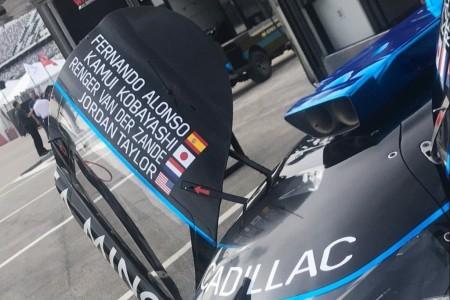 """Wayne Taylor: """"Alonso será un piloto más que contratamos para ganar"""""""