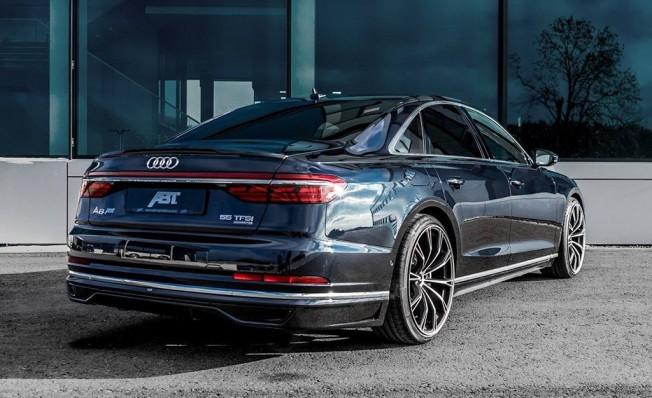 ABT Audi A8 - posterior