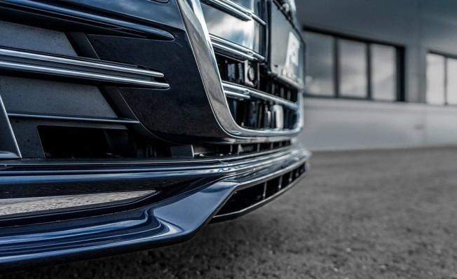 ABT Audi A8 - frontal