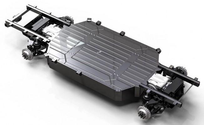 Atlis XT - Batería