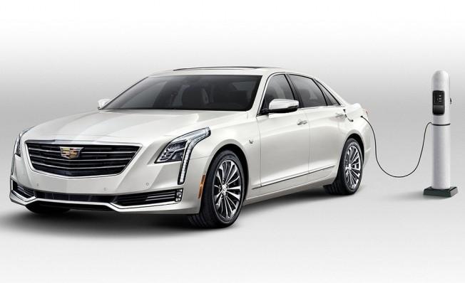 Cadillac lanzará nuevos coches eléctricos